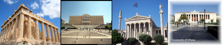 Athens/Greek Islands